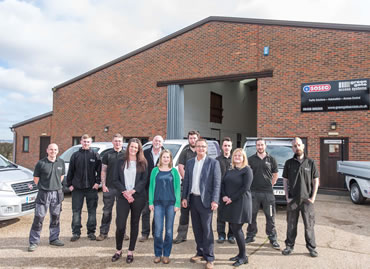 Green Gate Access Systems - Head Office at The Packhouse, Heath Road, Boughton Monchelsea
